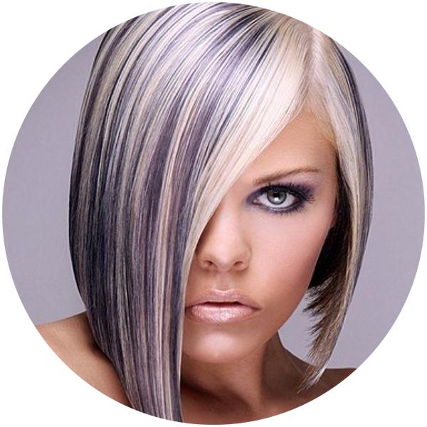 Модное мелирование волос в 2019 году, выбираем самый модный цвет и ... | 600x600