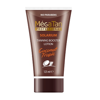 Лосьон для загара Coconut Tropic Tanning booster lotion, 125 мл